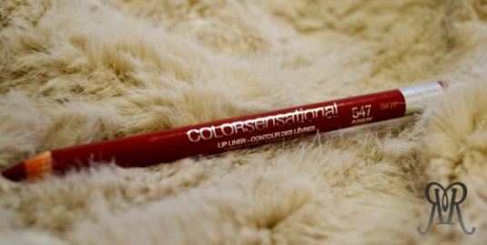 Maybelline New York Color Sensational Lip Liner in 547 Pleasure Red