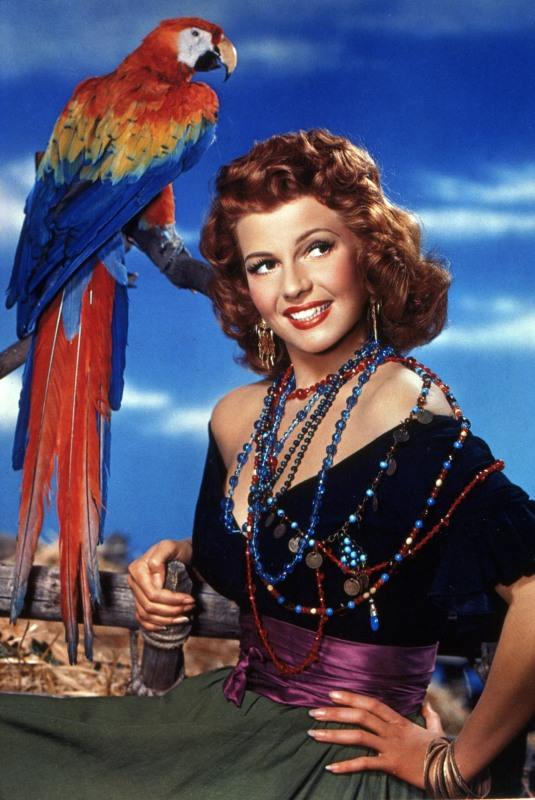 The Loves of Carmen (1948), Rita Hayworth