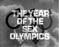 The Year of the Sex Olympics Titles