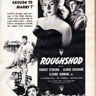 Gloria Grahame in Roughshod